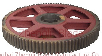 Big Gear Strathclyde Blade, Gear Strathclyde Cutter, Cutting Plate Machine Gear