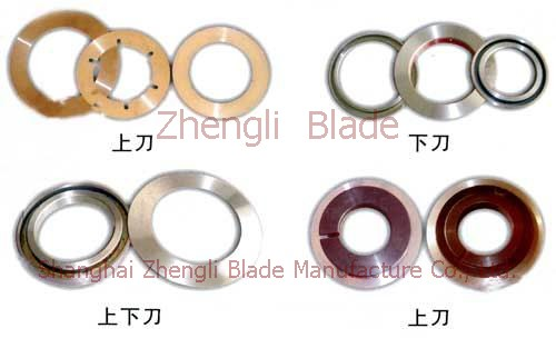 Stainless Steel Round-cut Knife Ajaccio Blade, Stainless Steel Blade Ajaccio Cutter, Stainless Steel Blade