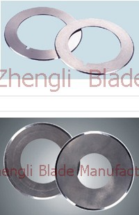 Cutting A Round Knife Miami Blade, Plastic Cutting Circular Knife Miami Cutter, Plastic / Plastic Cutting Circular Blade