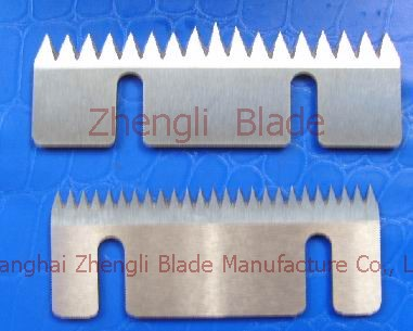Plastic Blade Gloucester Blade, Cutting Knife Cut Bags Gloucester Cutter, Woven Bags Toothed Blade
