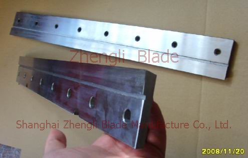 Paper Spiral Blade Solway Frith Blade, Spiral Blade Solway Frith Cutter, Carton Equipment For Spiral Cutter