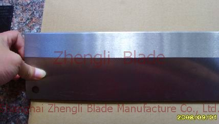 Carton Equipment For Paper Cutter Constantine Blade, Paper Cutter Constantine Cutter, Paper Cutting Special Knives