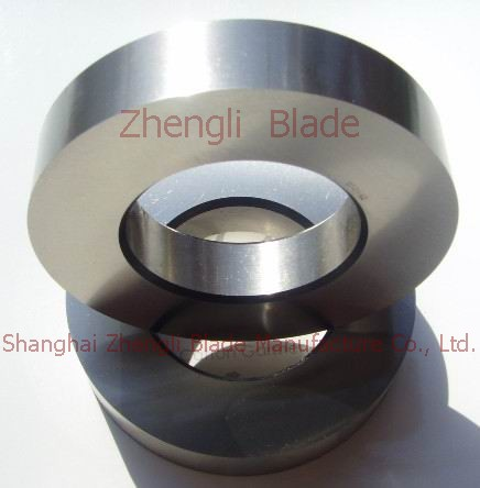 Scissors-roll Cleveland Blade, Slitting Machine Slitting Circular Blade Cleveland Cutter, A Round Knife