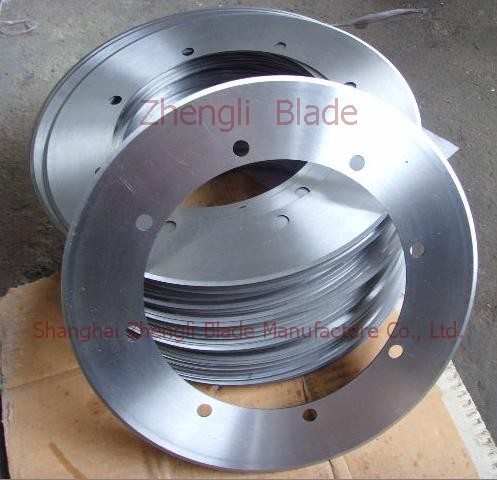 Circular Points Of The Blade Red River Blade, Disk Striping Blade Red River Cutter, Circular Disk Blade