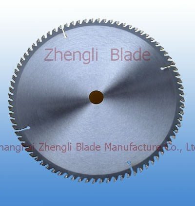 Wood Cross Section Circular Saw Blade Poitiers Blade, Artificial Board Cutting Saw Blade