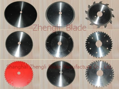 Straight Tooth Type Alloy Saw Blade Park Onega Blade, Rigid Plastic Circular Saw Blade Special