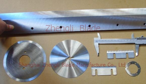 Thick Paper Cutter Alicante Blade, Paperboard Cutting Blade Alicante Cutter, Cutting Blade Plate Long