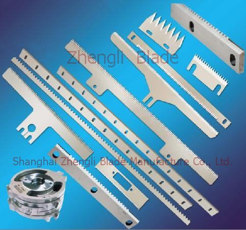 Blade And Blade Manufacturing Price Taugs Blade, Sawtooth Bit Cutter Taugs Cutter, Circular Spot Cutting-off Knife