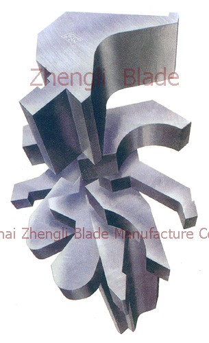 Double V Model Luzon Blade, Machete Luzon Cutter, Concentric Double V Groove Bending Mold